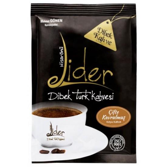 Koyu Türk Kahvesi (Çifte Kavrulmuş)