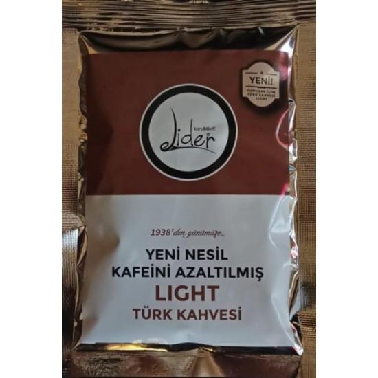 Yeni Nesil Light Türk Kahvesi