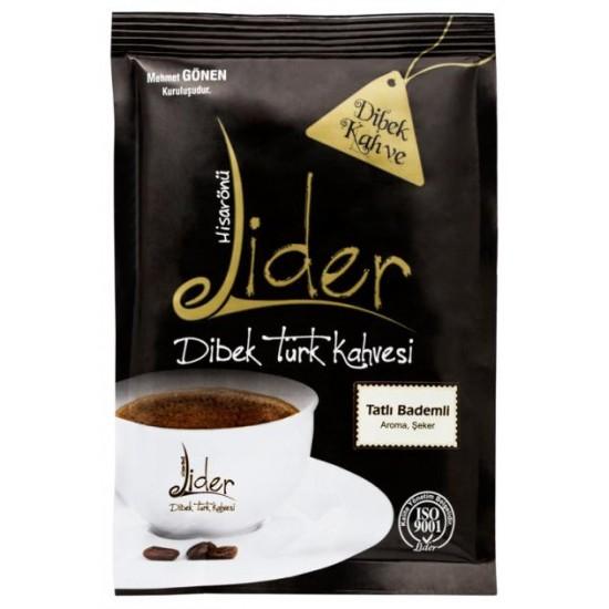 Tatlı Bademli Türk Kahvesi