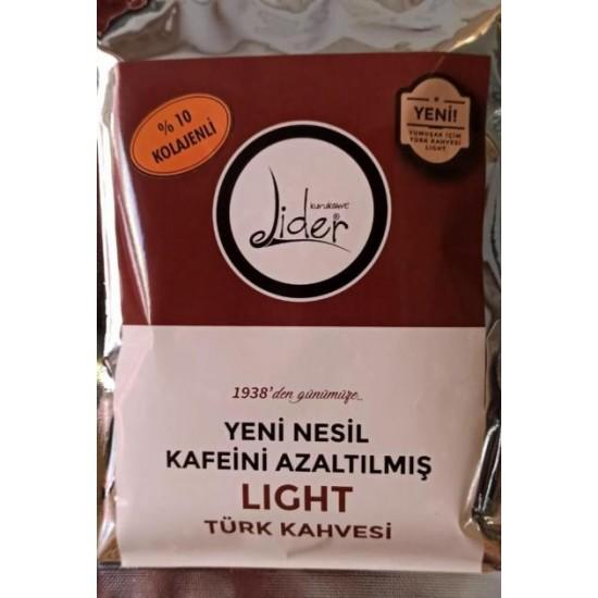 Kolajenli Türk Kahvesi